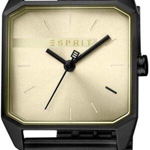 Női karóra Esprit Cube Lady ES1L071M0045 - A számlap színe: arany
