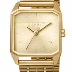 Női karóra Esprit Cube Lady ES1L071M0025 - A számlap színe: arany
