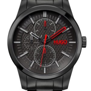 Női karóra Hugo Boss Real 1530156 - A számlap színe: fekete
