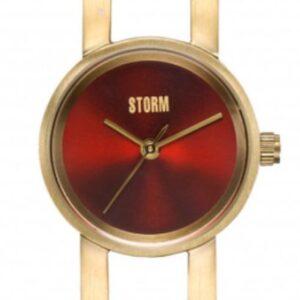 Női karóra Storm 47469/GD/R - A számlap színe: piros