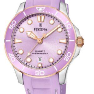 Női karóra Festina Boyfriend 20502/3 - A számlap színe: rózsaszín