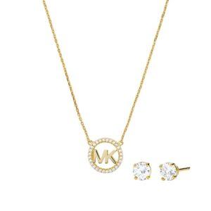 Női karóra Michael Kors MKC1260AN710 - Az ékszer anyaga: ezüst