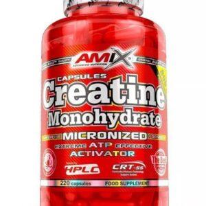 Amix A kreatin Monohidrátot - 500kapslí