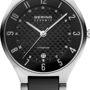 Női karóra Bering Titanium 11739-702 - Típus: sportos