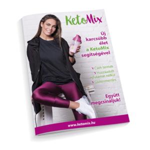 Diéta terv szakácskönyvvel - Proteindús ételek KETOMIX