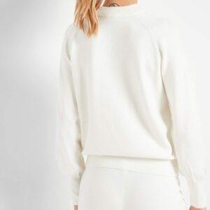Plumeti szövetes pulóver ORSAY
