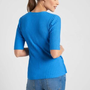 Átlapolt viszkóz pulóver ORSAY