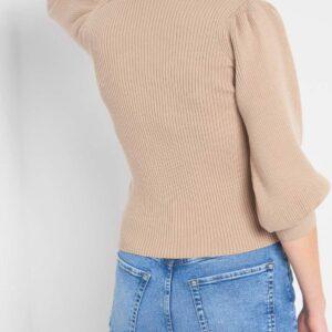 Buggyos ujjú pulóver ORSAY