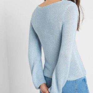 Laza szemű pulóver ORSAY