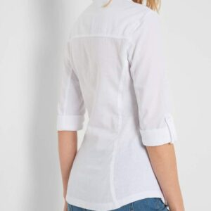 Obtiahnutá košeľa z bavlny ORSAY