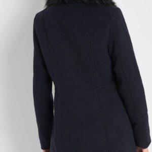 Öko szőrmés kabát ORSAY