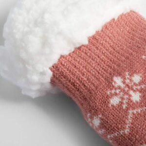 Karácsonyi zokni csúszásgátlóval ORSAY