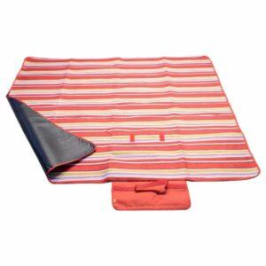 Cattara Piknik pléd Fleece piros