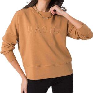 Teve női pulóver alapfelirattal✅ - Basic