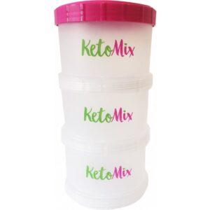 Ételhordó dobozok - Proteindús ételek KETOMIX