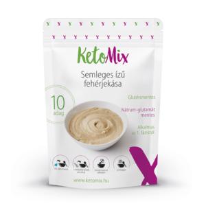 Fehérjekása 280 g (10 adag) – natúr - Proteindús ételek KETOMIX