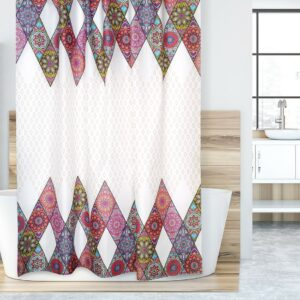 Mandala zuhanyfüggöny