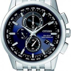 Női karóra Citizen Eco-Drive Chronograph AT8110-61L - Meghajtás: Citizen Eco-Drive