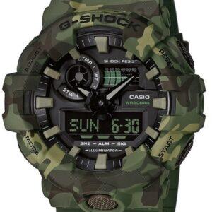 Női karóra Casio G-Shock GA-700CM-3AER - Vízállóság: 200m