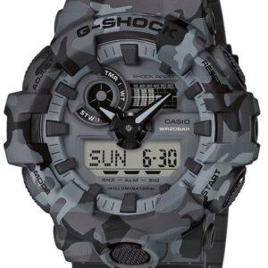 Női karóra Casio G-Shock GA-700CM-8AER - Vízállóság: 200m