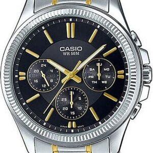 Női karóra Casio Classic MTP-1375SG-1A - Meghajtás: Quartz (elem)