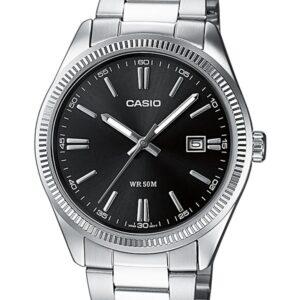 Női karóra Casio Collection MTP-1302D-1A1VEF - A számlap színe: fekete