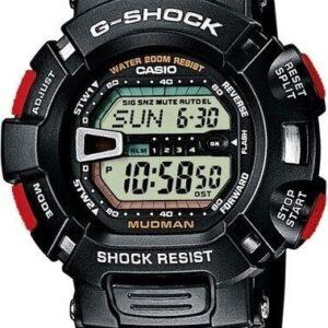 Női karóra Casio G-Shock Superior G-9000-1VER - Típus: sportos