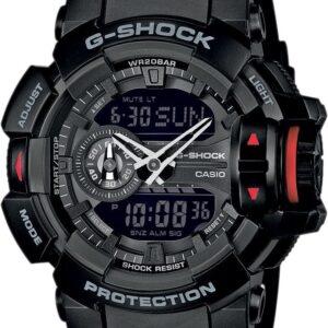 Női karóra Casio G-Shock Basic GA-400-1BER - Szélesség: 22 - 30 mm