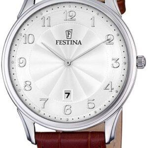 Női karóra Festina Classic 6851/1 - A számlap színe: ezüst