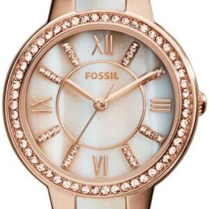 Női karóra Fossil Virginia ES3716 - Vízállóság: 50m (felszíni úszás)