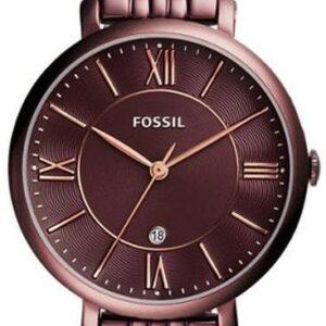 Női karóra Fossil Jacqueline ES4100 - Meghajtás: Quartz (elem)