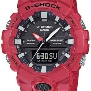 Női karóra Casio G-Shock GA-800-4AER - Meghajtás: Quartz (elem)