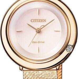 Női karóra Citizen Elegant EM0643-84X - A számlap színe: fehér