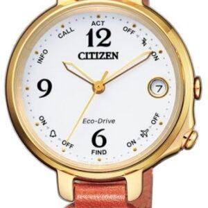 Női karóra Citizen Bluetooth Smartwatch EE4012-10A - A számlap színe: fehér