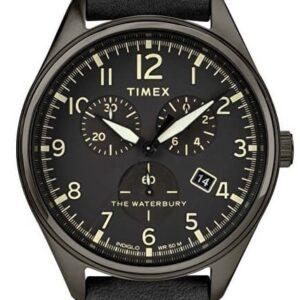 Női karóra Timex The Waterbury Chronograph TW2R88400 - Jótállás: 24 hónap