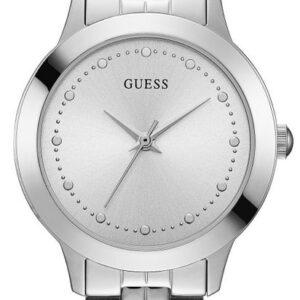Női karóra Guess Chelsea W0989L1 - A számlap színe: ezüst