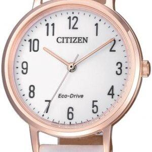 Női karóra Citizen Eco-Drive EM0579-14A - Jótállás: 24 hónap
