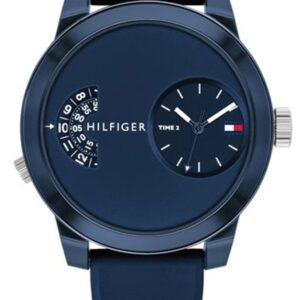 Női karóra Tommy Hilfiger Decker 1791556 - A számlap színe: kék