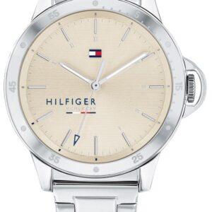 Női karóra Tommy Hilfiger Diver 1782026 - A számlap színe: bézs