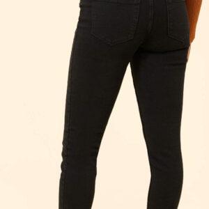 Regular waist skinny nadrág ORSAY