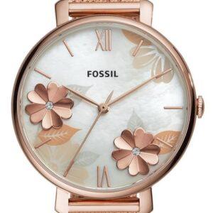 Női karóra Fossil Jacqueline ES4534 - A számlap színe: szürke