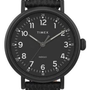 Női karóra Timex Standard XL TW2T91000 - A számlap színe: fekete