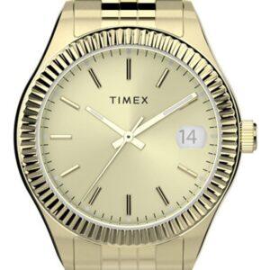 Női karóra Timex Waterbury TW2T86900 - A számlap színe: arany