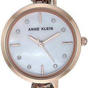 Női karóra Anne Klein AK/3430RGST - Vízállóság: 30m (páraálló)