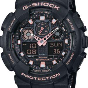 Női karóra Casio G-Shock GA-100GBX-1A4ER - Típus: sportos