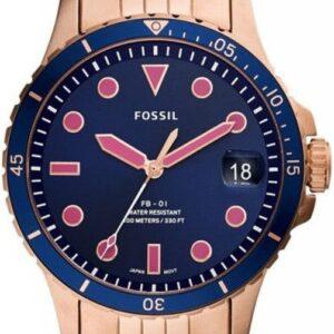 Női karóra Fossil FB-01 ES4767 - Vízállóság: 100m