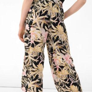 Virágmintás culotte nadrág ORSAY