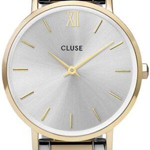 Női karóra Cluse Minuit CW0101203028 - A számlap színe: ezüst