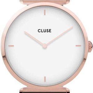 Női karóra Cluse Triomphe CW0101208001 - A számlap színe: fehér