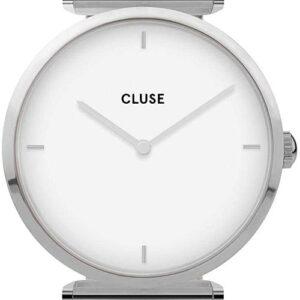 Női karóra Cluse Triomphe CW0101208003 - A számlap színe: fehér